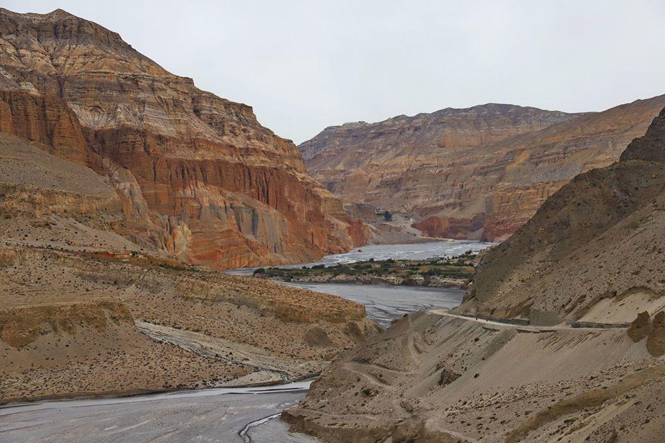 Mustang, regatul misterios din Nepal (galerie foto)