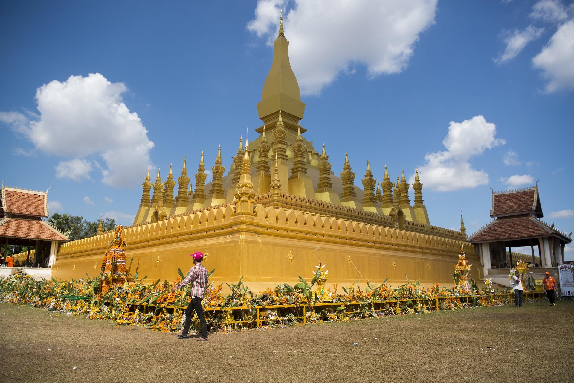 Laos si Cambodgia. Ritualuri străvechi și ceremonii de regăsire spirituală
