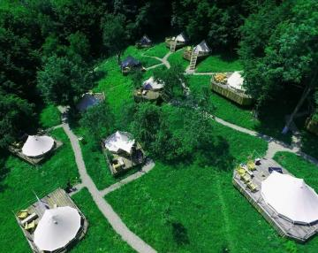 Glamping si rafting weekend Green Camp Buzau, vacanta Explore Travel